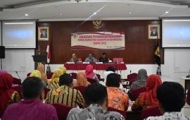 Sosialisasi Pengawasan Kearsipan Dinas Kearsipan Kabupaten Wonogiri